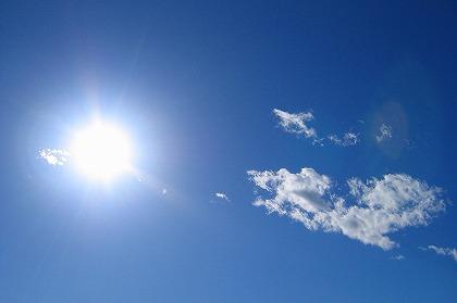 日光は適度に浴びると育毛効果も!サムネイル